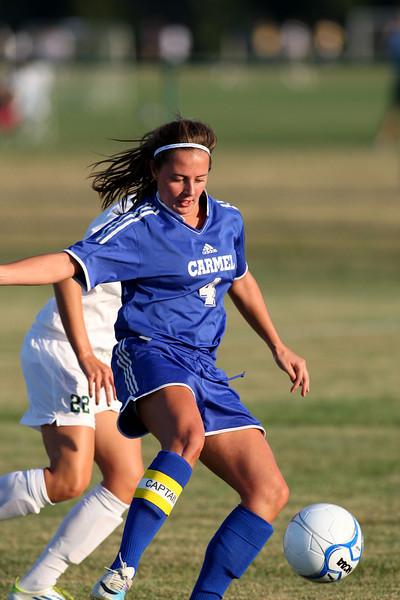 Carmel High School Soccer 2011