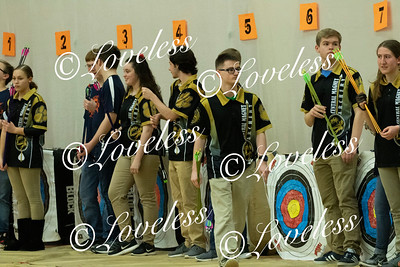 Archery Tournament 3/9/19