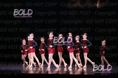 142 PJN - Betty Boop 10 Dance Concepts