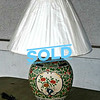 Asian-Inspired Table Lamp