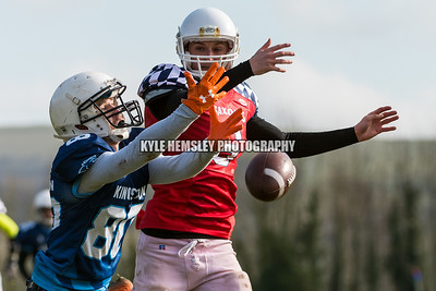 Sussex Saxons 7-25 Kingston Cougars (£2 Single Downloads. Prints from £3.50)