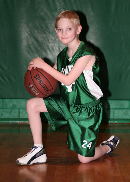 Basketball - Team Photos - 2007