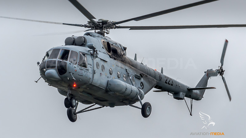 Croatian Air Force / Mil Mi- 17SH Hip / 223