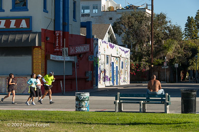 Venice Beach, CA (2007)