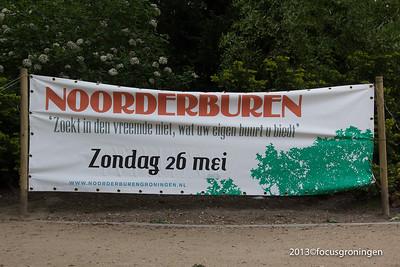 Oranje en Plantsoenwijk 2013 Noorderburen