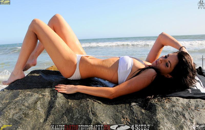 beautiful woman sunset beach swimsuit model 45surf 776.09..