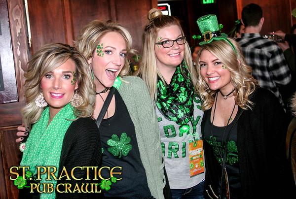 St. Practice Pub Crawl 2018