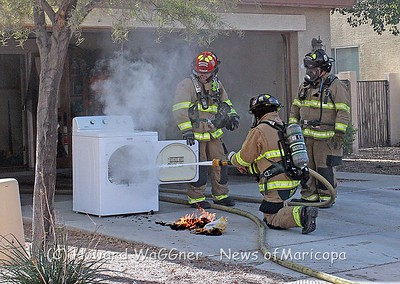 Dryer Fire 11-23-2018 Snow Dr, VRED
