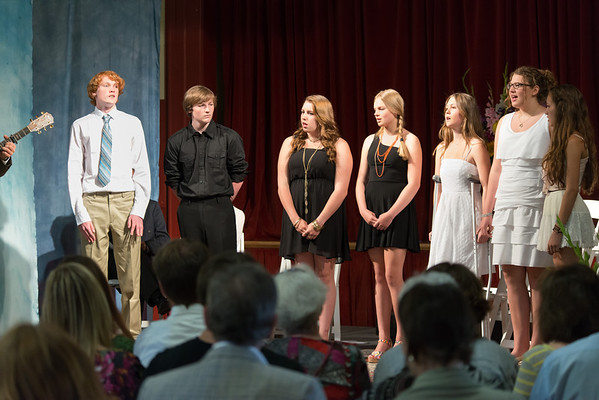 Class of 2012 Graduation Ceremony