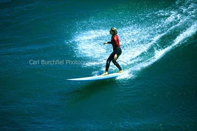 Santa Cruz Longboard Surfing Championships
