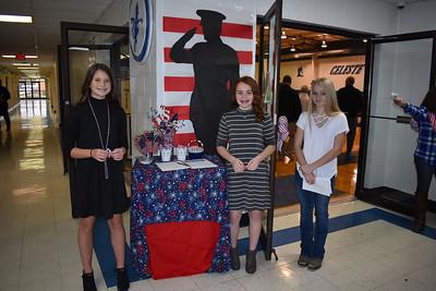 JH Veterans Day Program