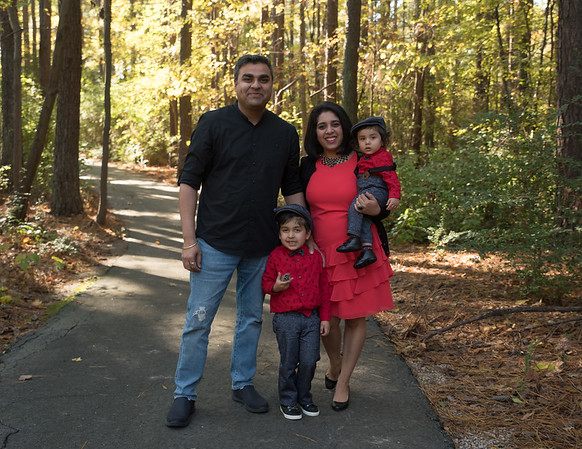 Mona Chadha Family