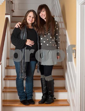 2/1/14 Wendy McAuley & Carrie Brantley - BRCA Testing by Sarah Miller