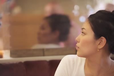 Mayumi en répetition
