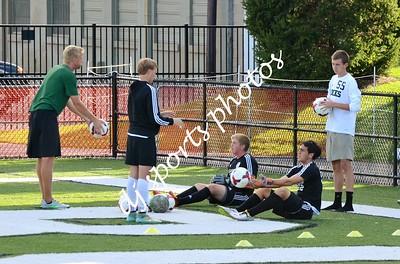 Trinity Varsity Boys Soccer vs Salesianum