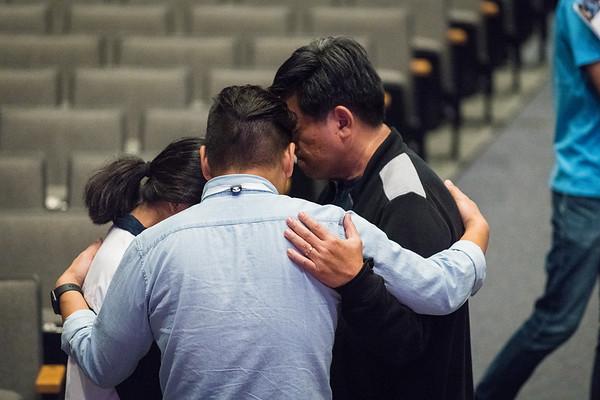 Sunday 11/25/18 Prayer & Anointing