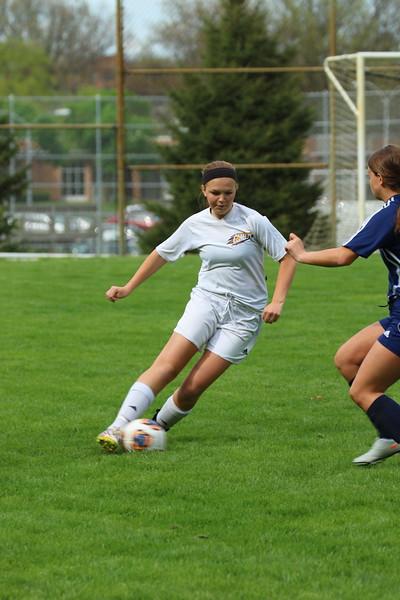 Soccer Girls JV vs. Otsego - KCHS - 5/3/17