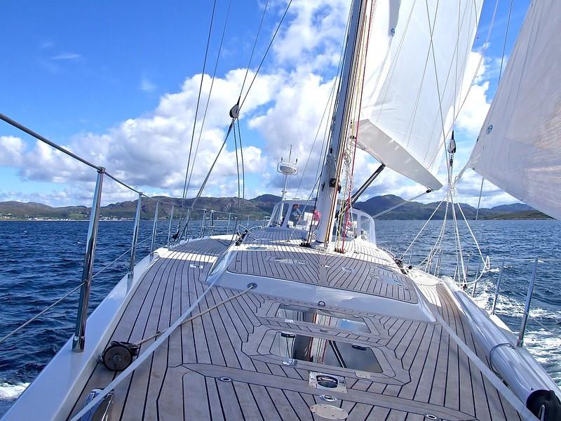 yacht race