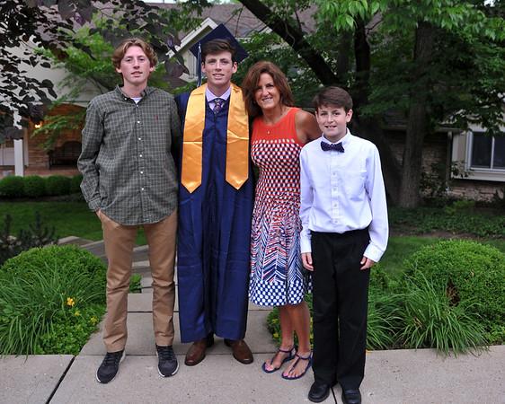 Jack's High School Graduation 5/23/17
