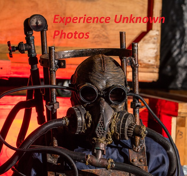 Experience Unknown Sept. 30th 2017 Photo Ops