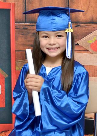 Callie Graduation 2020