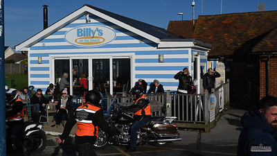 Billy's on the Beach, 18 Jan 2020