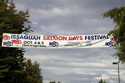Issaquah Salmon Days October 4, 2014