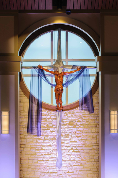 Christ Figure New Sanctuary