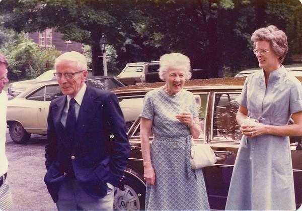 1977 6-26, Gordon & Margaret's 50th anniversary