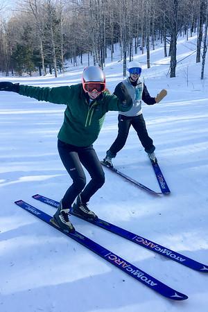 Ski Jumping   February 20