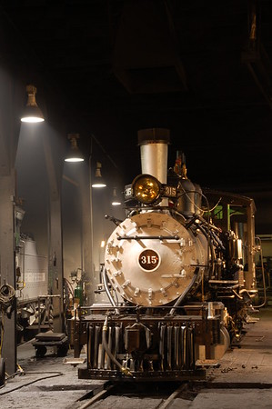 Locomotive 315