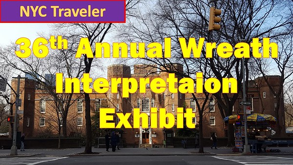 36th Annual Wreath Interpretation Exhibit