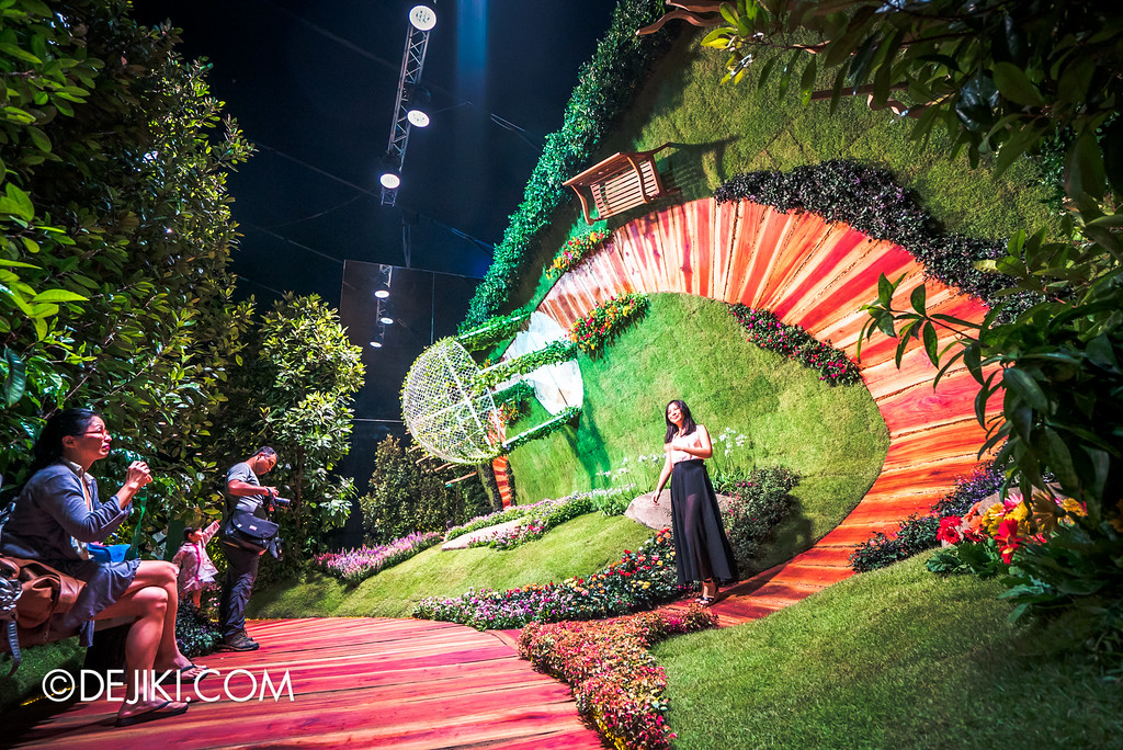 Singapore Garden Festival 2016 - Fantasy Garden - Dare to Dream wide