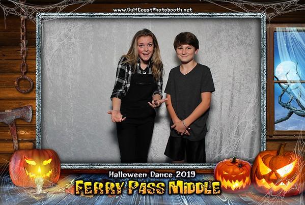 Ferry Pass Elem Halloween 2019