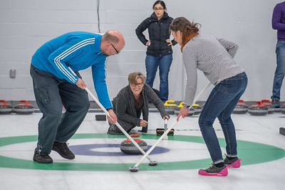 Curling - October 16