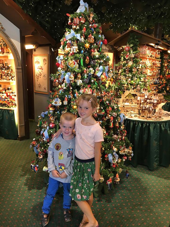 christmas decorations travel souvenir