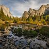 Yosemite Valley, Merced River