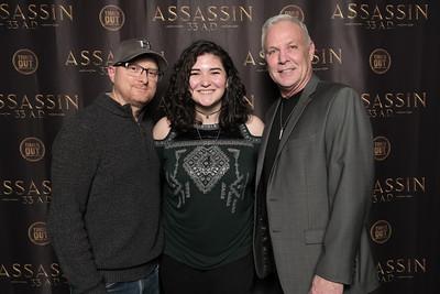 Assassin 33 A.D. Premiere - Photo Station