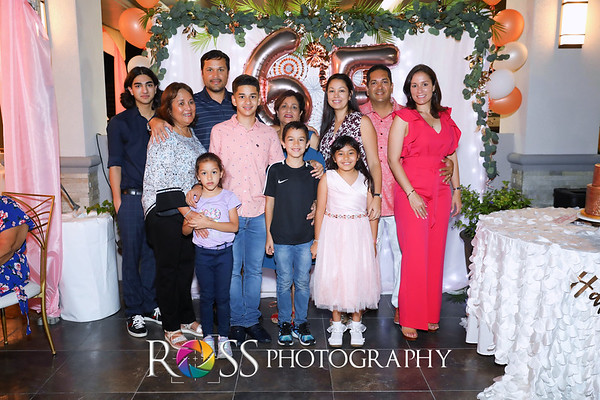 Mrs. Kublalsingh's 65th Birthday