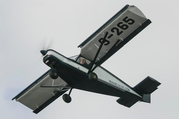 9-265 - Zenair CH 701 STOL