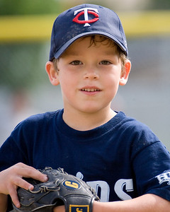 Adrik's Baseball Game