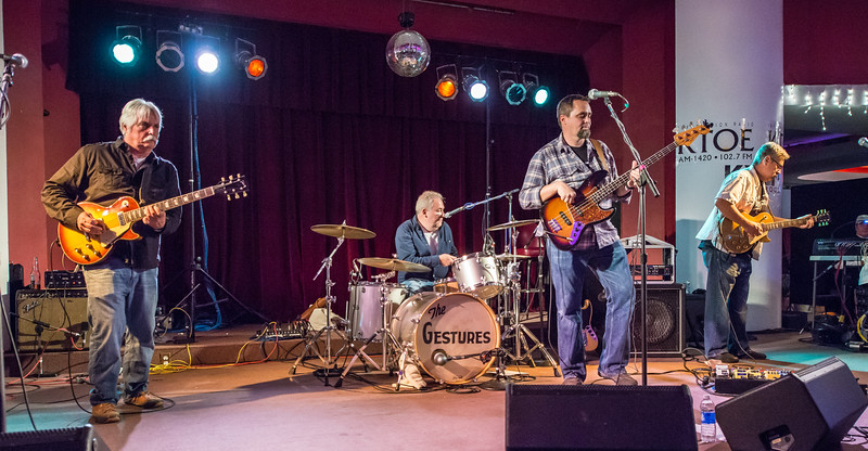 The Murphy Brothers-The Gestures 50th Reunion-Kato Ballroom, Mankato MN