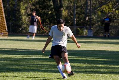 PUC Mens Soccer 09
