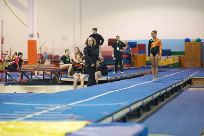 EGA Trampoline and Tumbling Team at 2012 Gypsy Flyers Invitational
