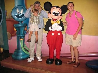 Disneyland / Orange Co.: 7/18-7/29/05