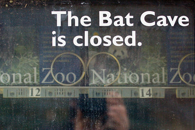 december 31st 2006 - the bat cave is closed