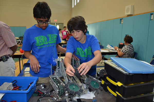MS Robotics Club 2013-2014
