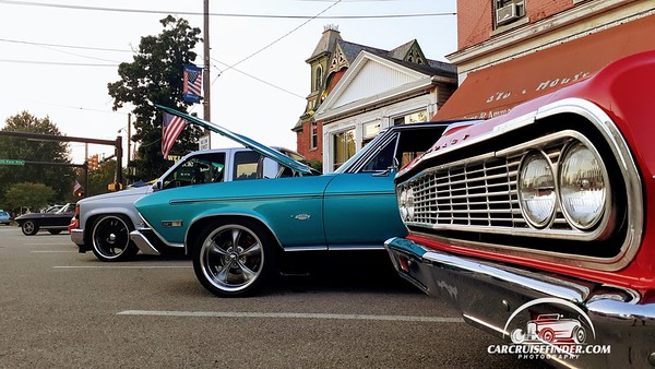 Small Town Cruise-In Waterford PA 8-13-2020
