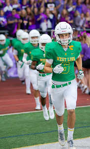 West Linn Varsity vs. Lakeridge September 21, 2018