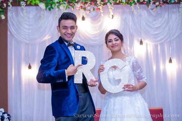 WEDDING - GLADWIN & ROSLIN